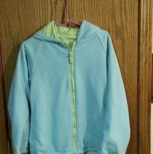 Reverseable  jacket
